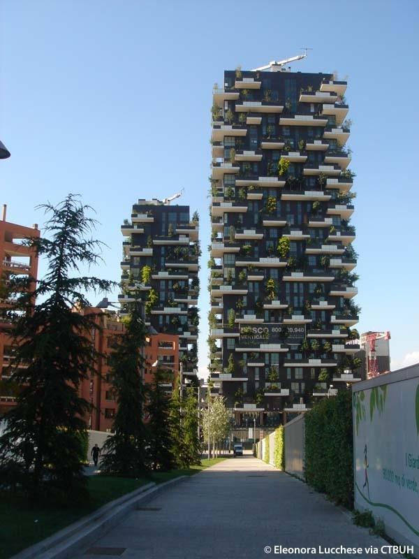 L'edificio milanese che ha vinto il premio di grattacielo più innovativo
