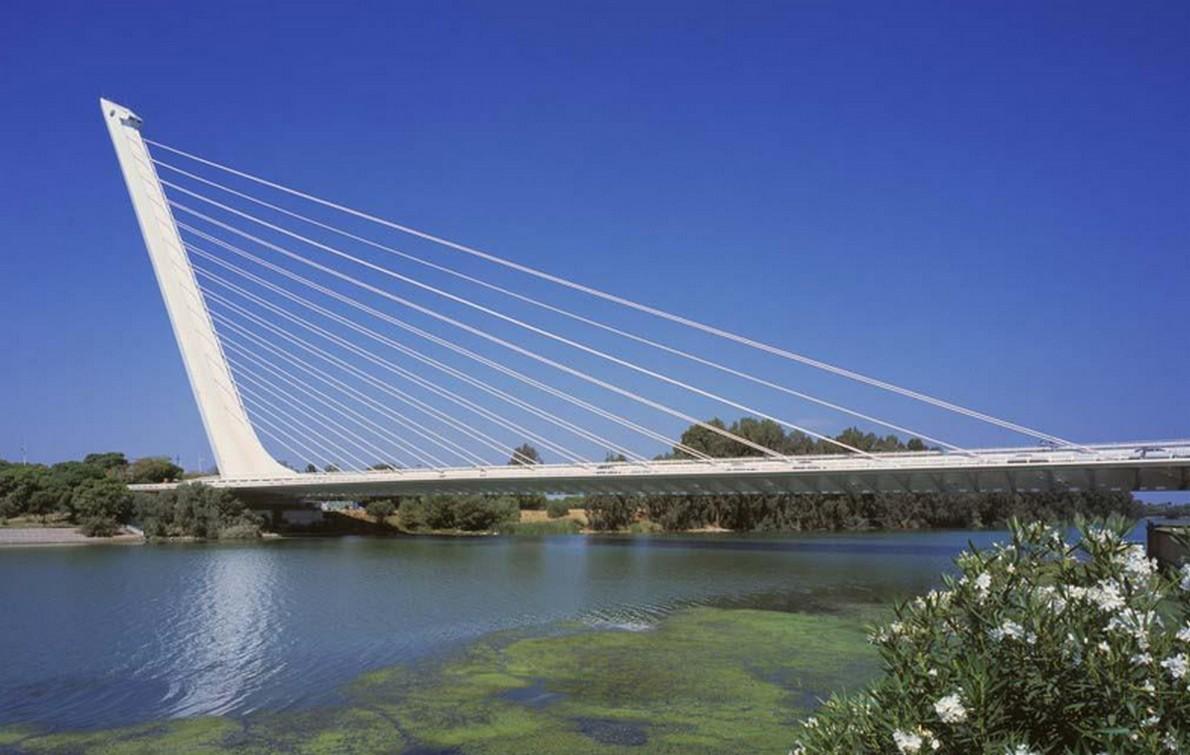 Le controverse opere di calatrava arte o disastro for Portico e design del ponte