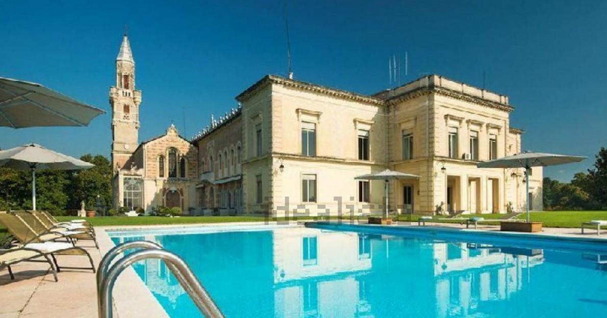 La casa rinascimentale in vendita a Verona