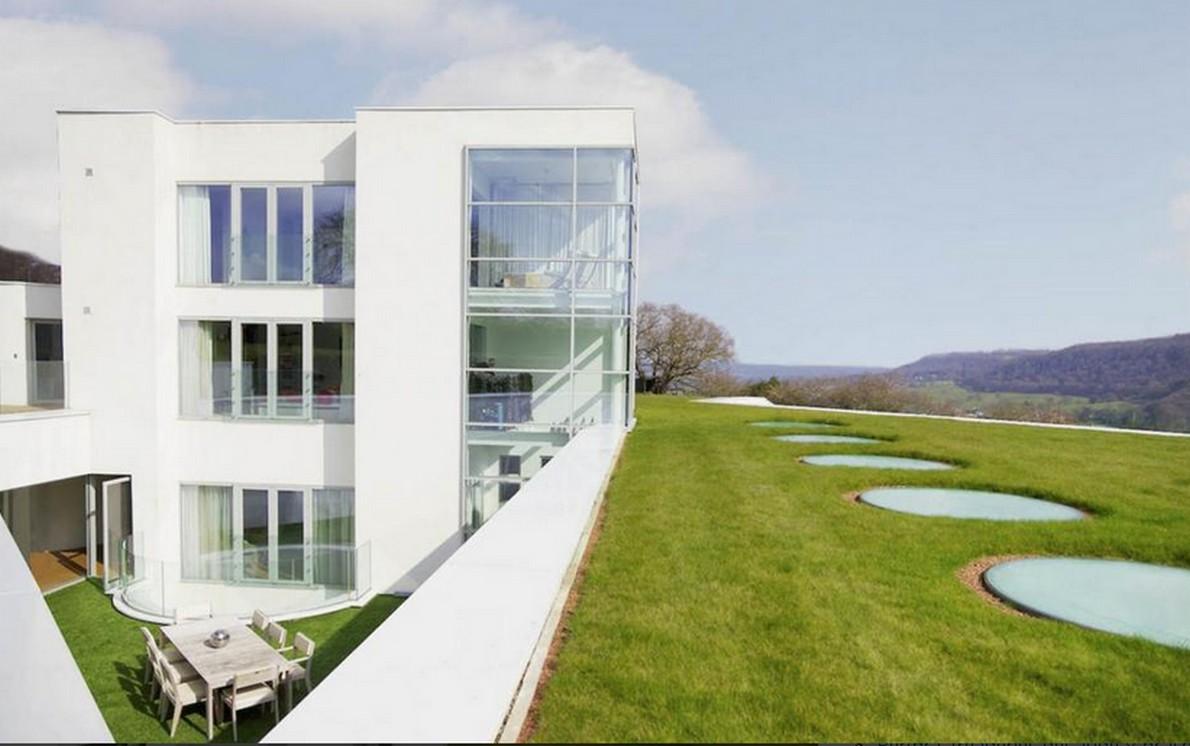l'architettura della casa inglese