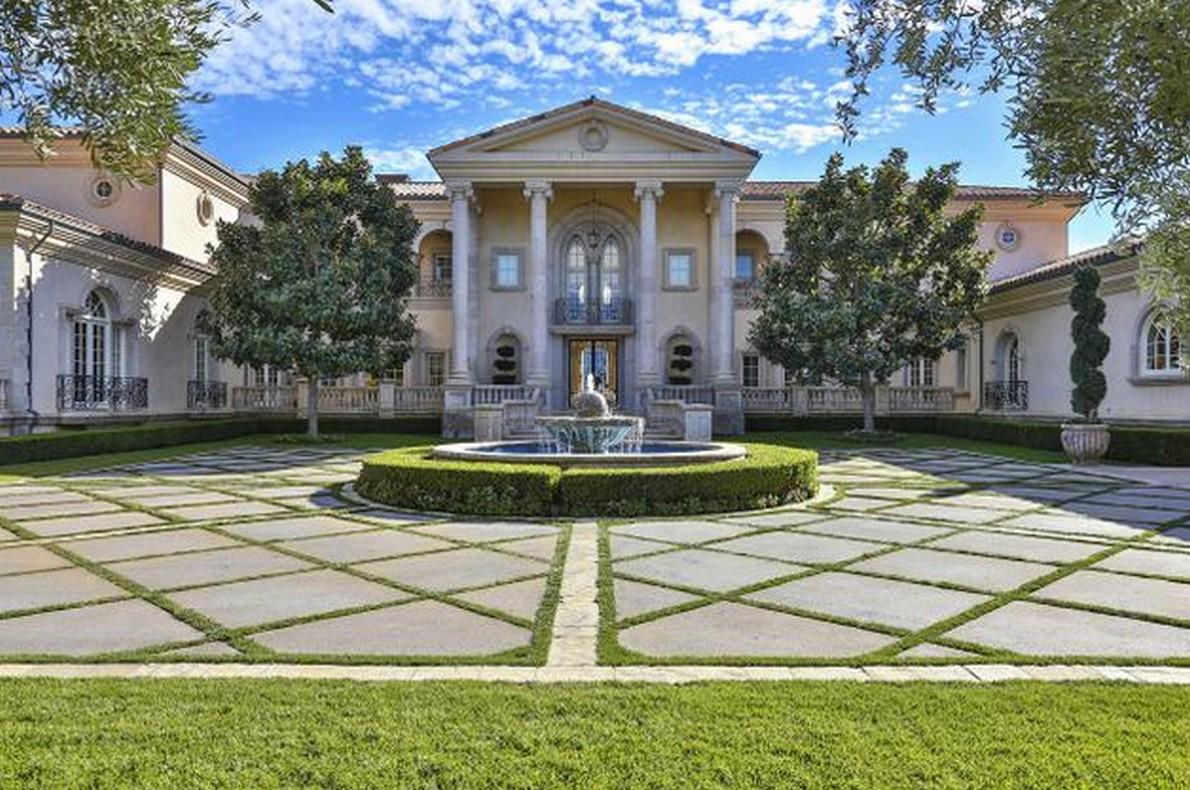 Nuova casa per britney spears ecco la propriet for Case in stile ranch da milioni di dollari