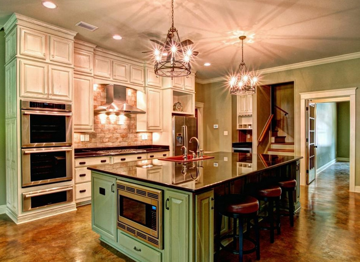 Perch negli stati uniti le case hanno grandi cucine con for Interni case americane