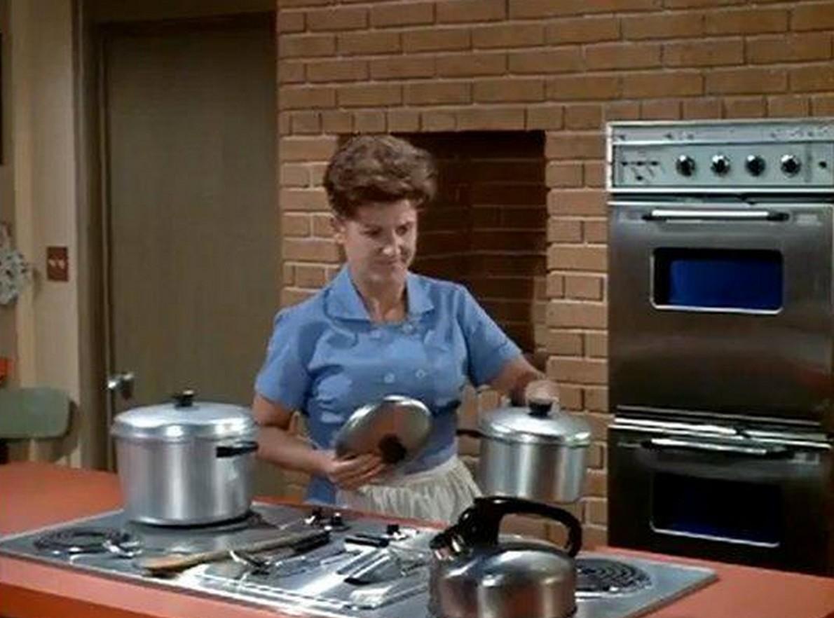 Cucina dalla serie tv La famiglia Brady