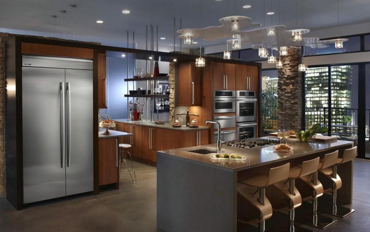 Perché negli Stati Uniti le case hanno grandi cucine con due forni ...