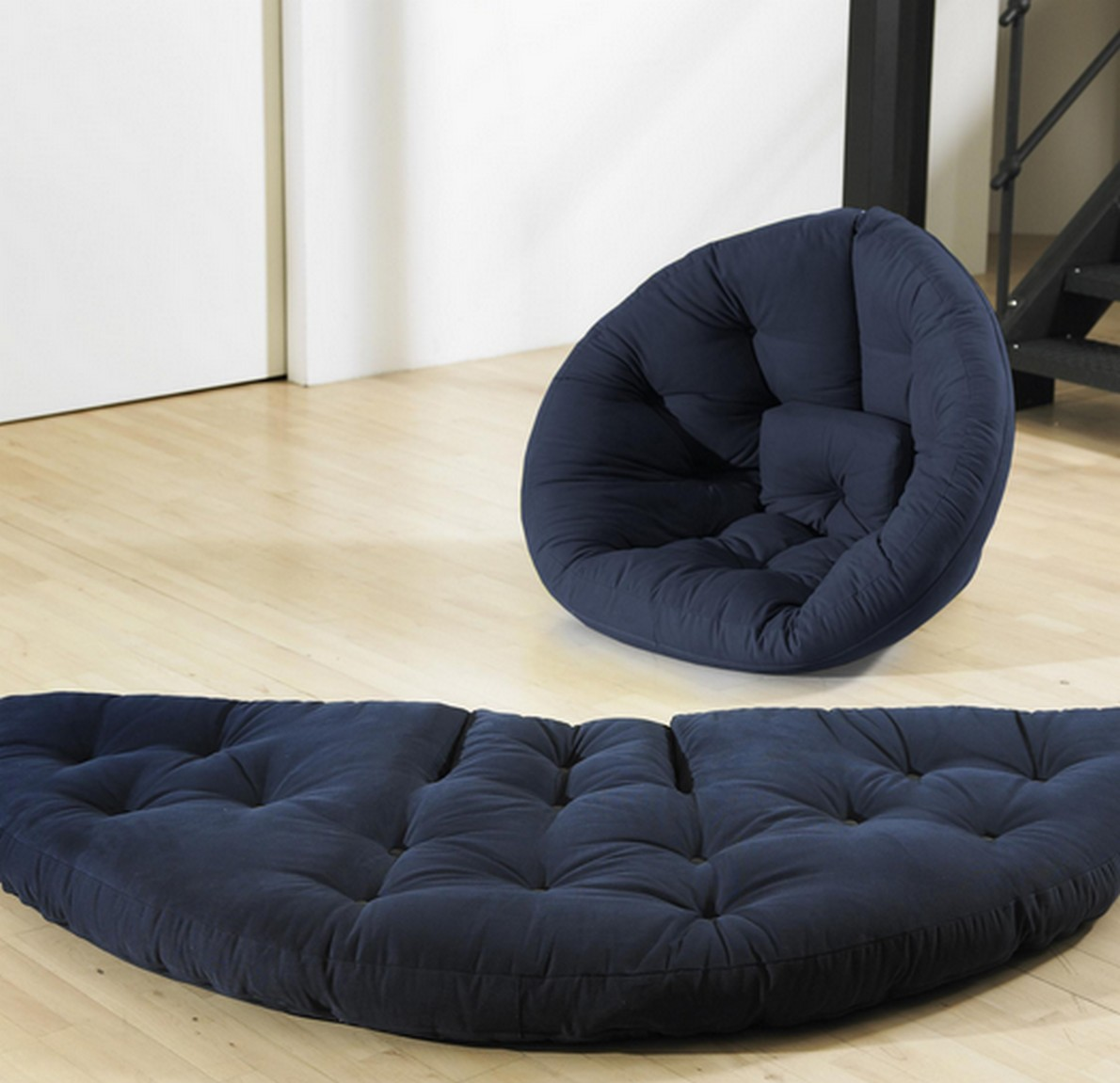 Una sedia dal design moderno