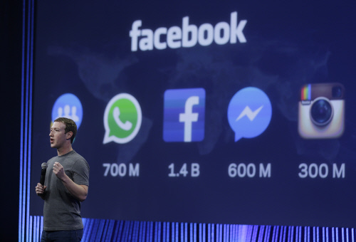 Mark Zuckerberg, fondatore di Facebook