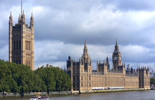Un'immagine di Londra