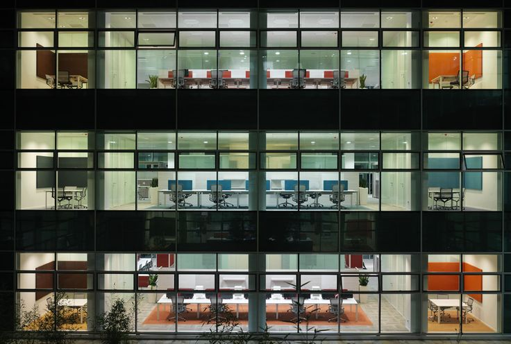 Uffici Microsoft a Milano