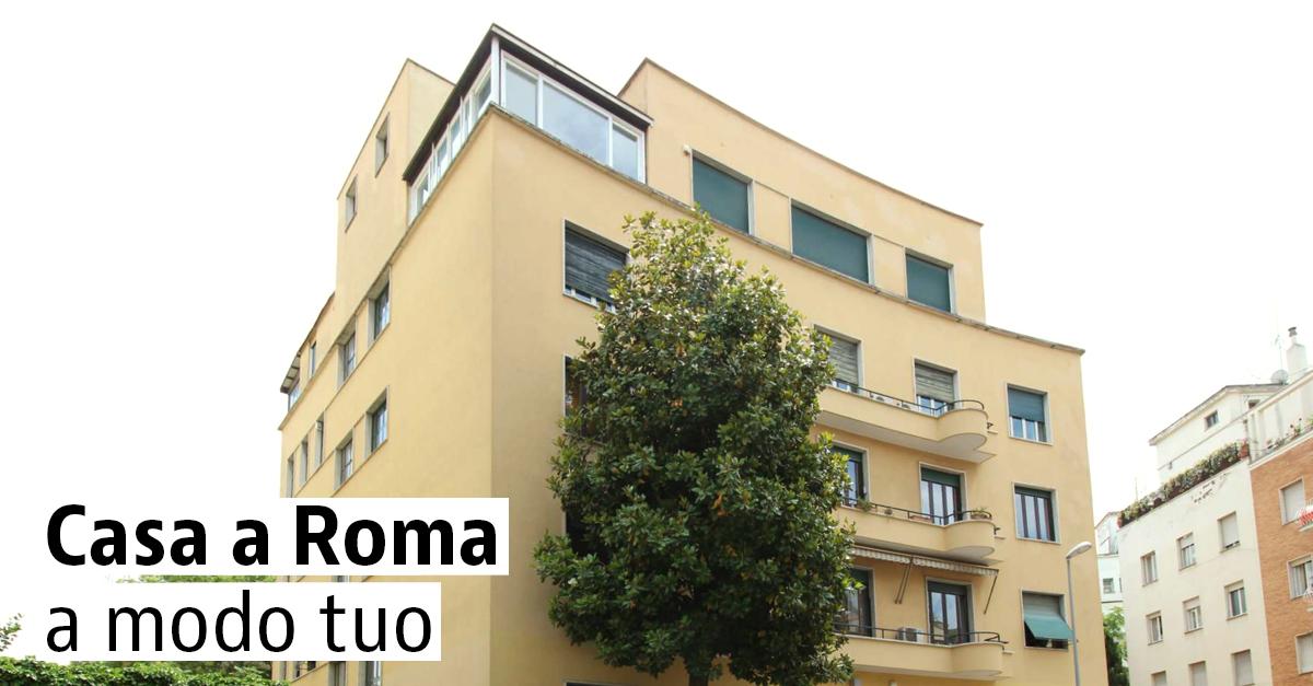 Casa a Roma a modo tuo