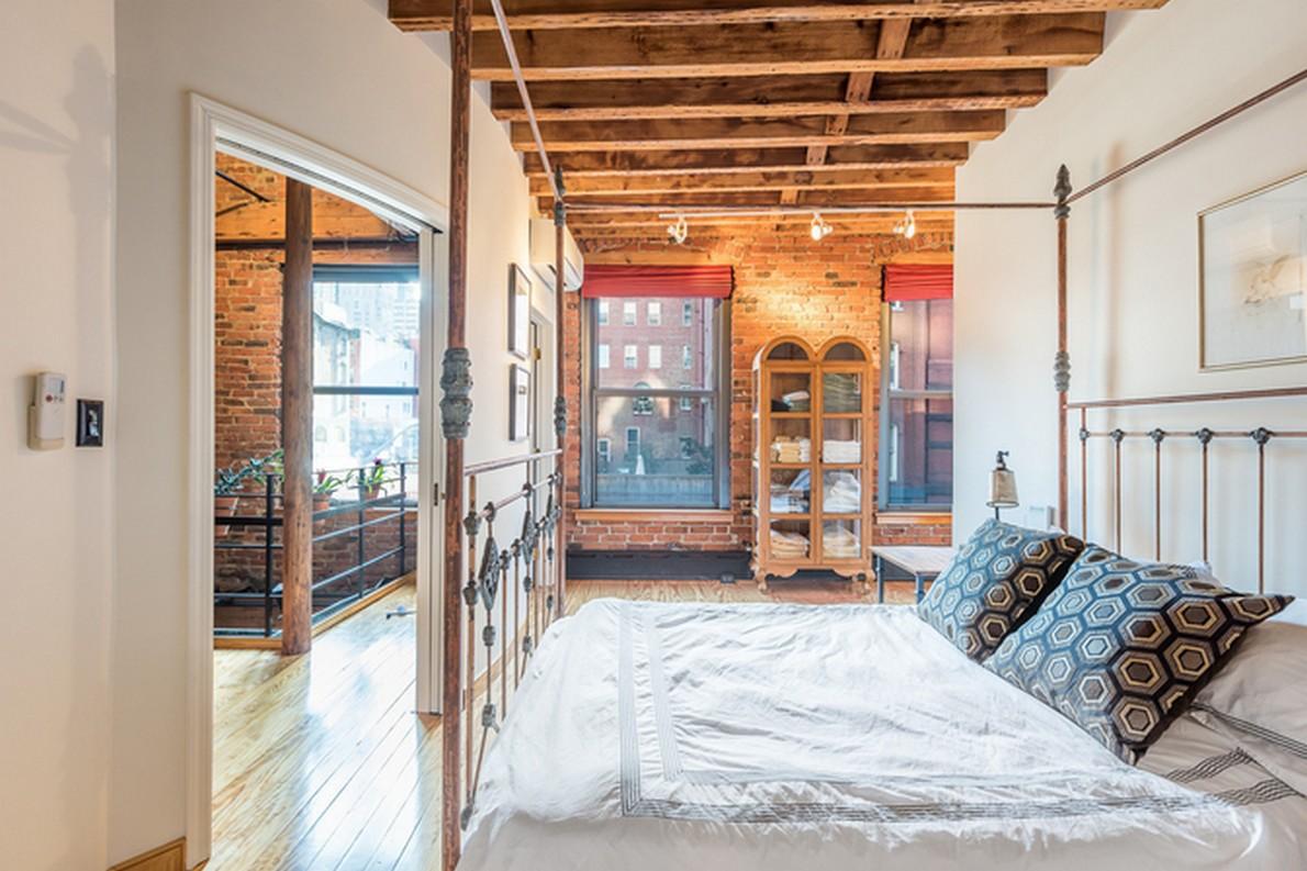 La casa di tribeca affittata da channing tatum ora in for Case in vendita new york manhattan