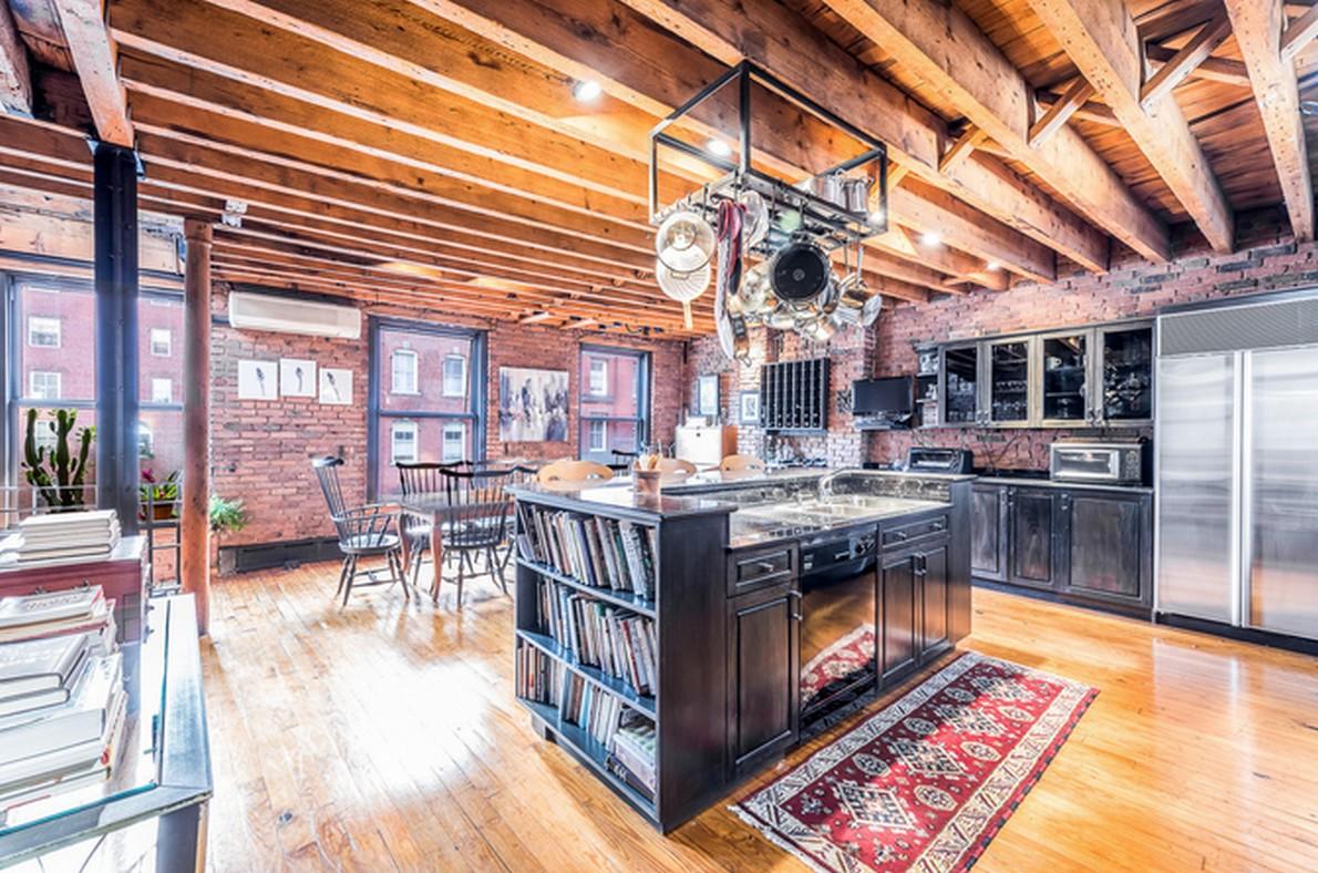 La casa dell'attore nel distretto di Manhattan, a New York