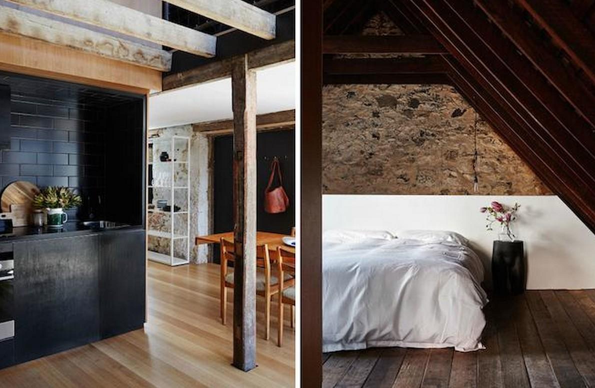 10 spettacolari esempi di come miscelare edifici vecchi for Costruzione mobili