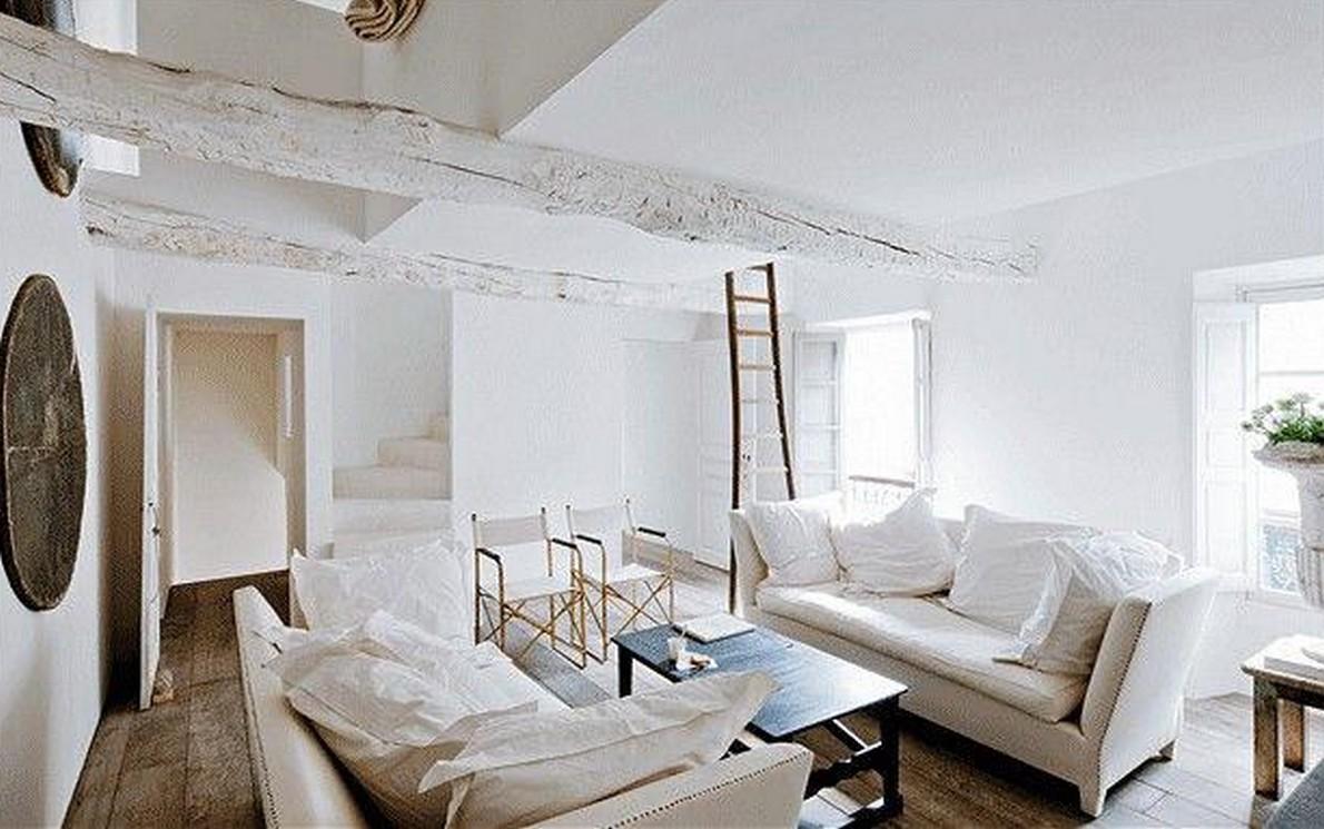 10 spettacolari esempi di come miscelare edifici vecchi for Una casa di storia con seminterrato