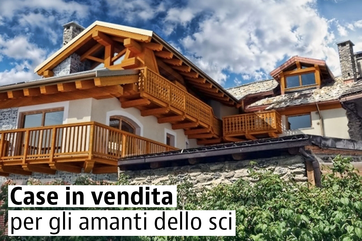 Case in vendita sulle piste da sci idealista news for Immobiliare canazei