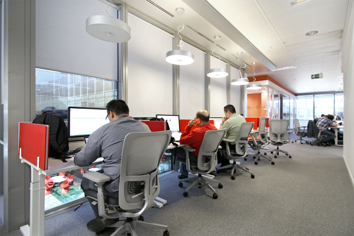 Gli uffici smart di Microsoft