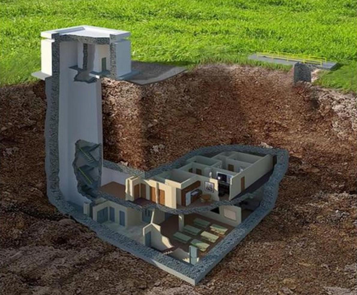 Come si sviluppa la casa bunker