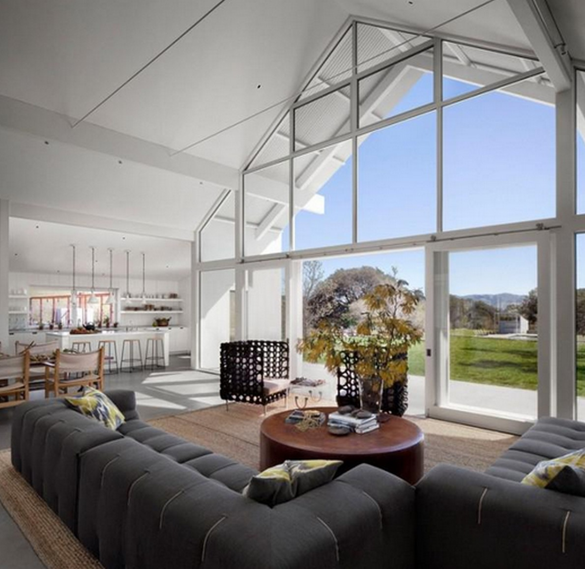 L incredibile trasformazione di un fienile in una casa - Casa autosufficiente ecologica ...