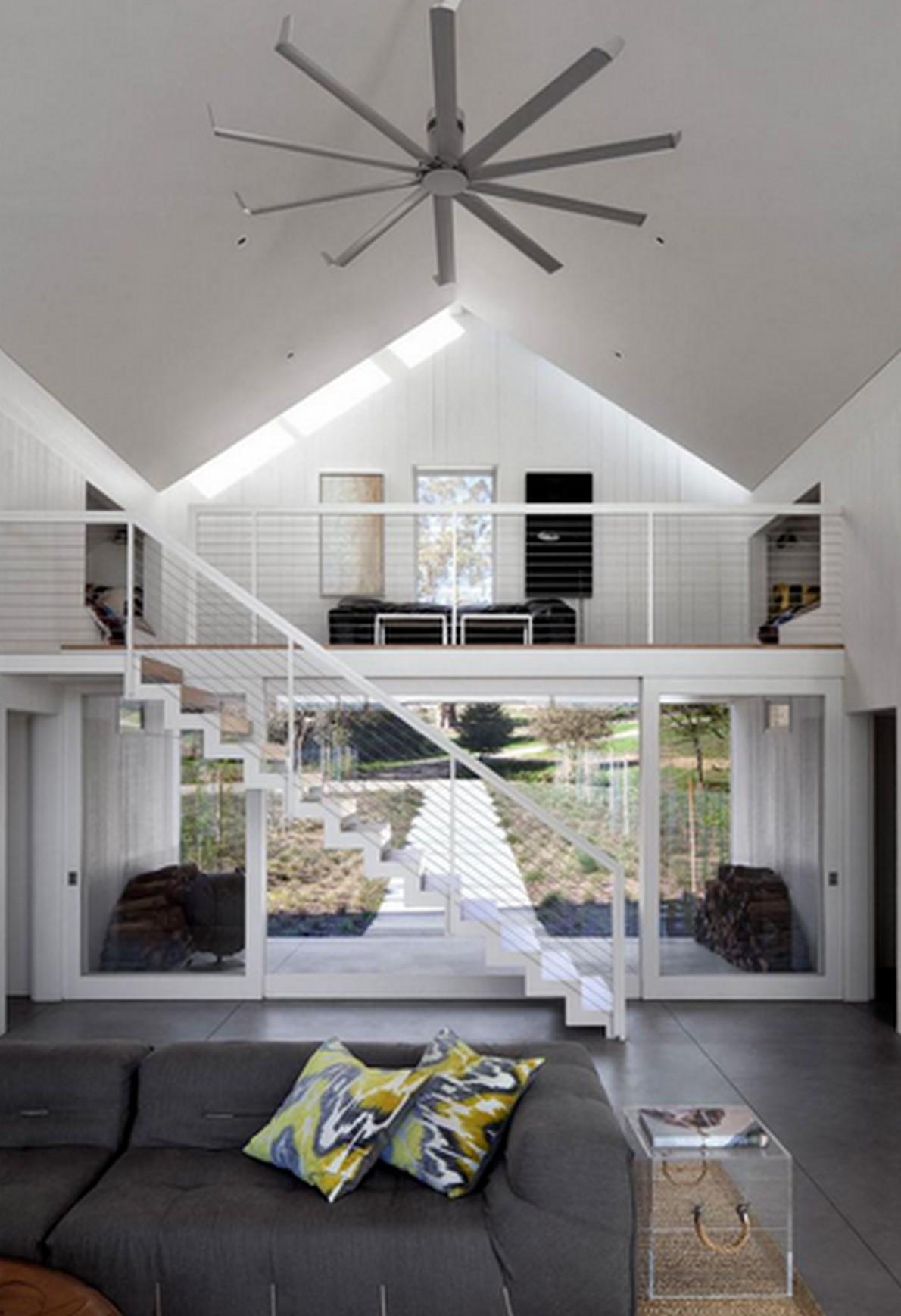 L incredibile trasformazione di un fienile in una casa - Casa ecologica autosufficiente ...