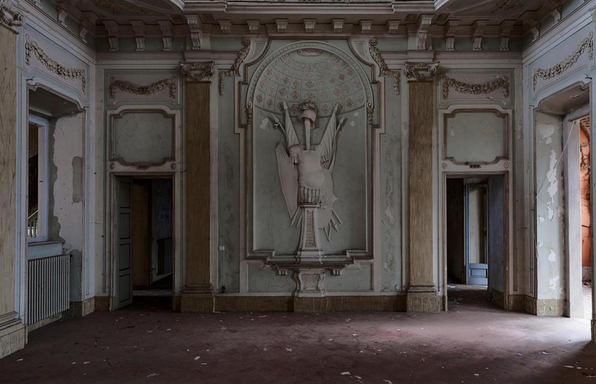 Un viaggio tra incredibili case abbandonate tra bellezza for Disegni di case abbandonate