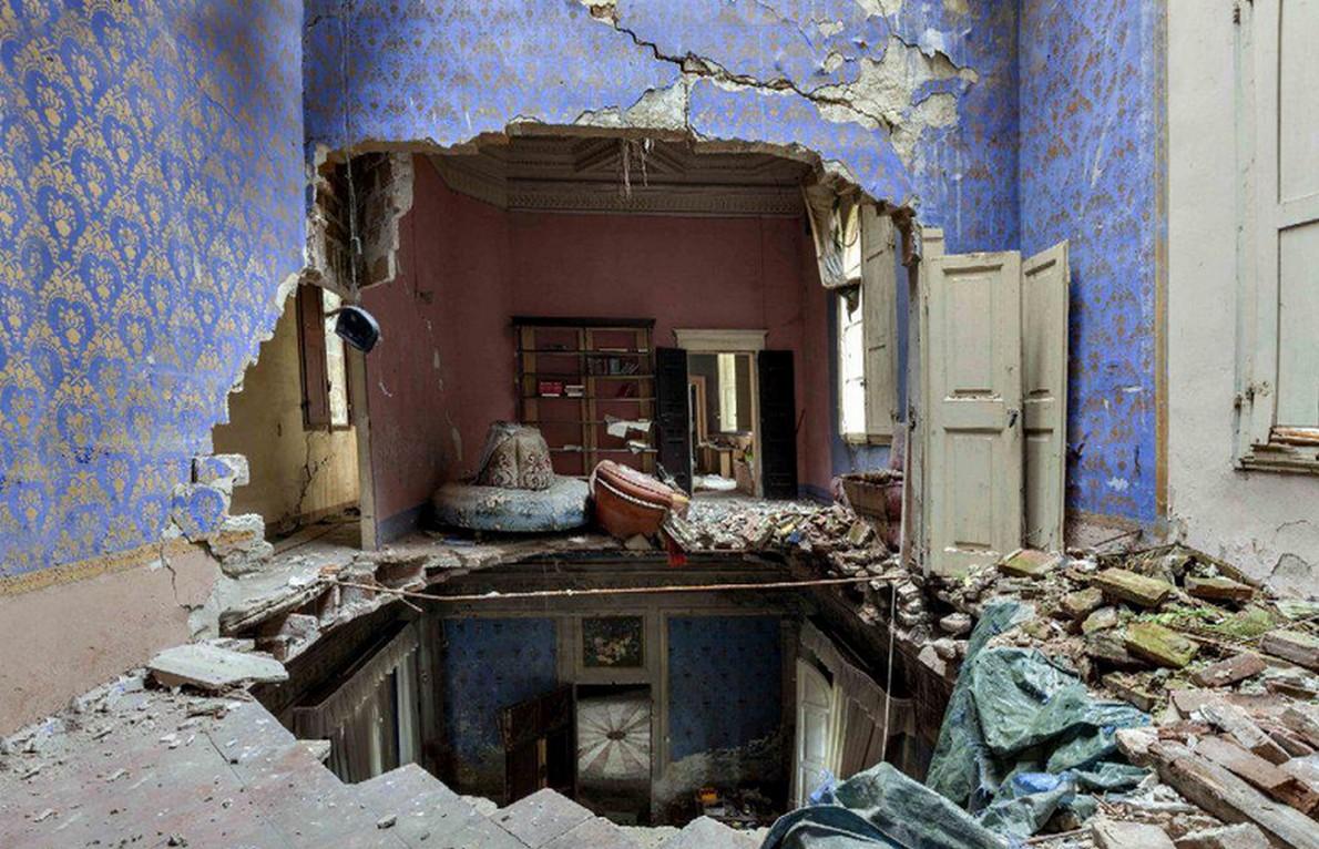 un viaggio tra incredibili case abbandonate tra bellezza