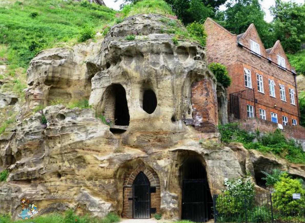 Il castello di Nottingham
