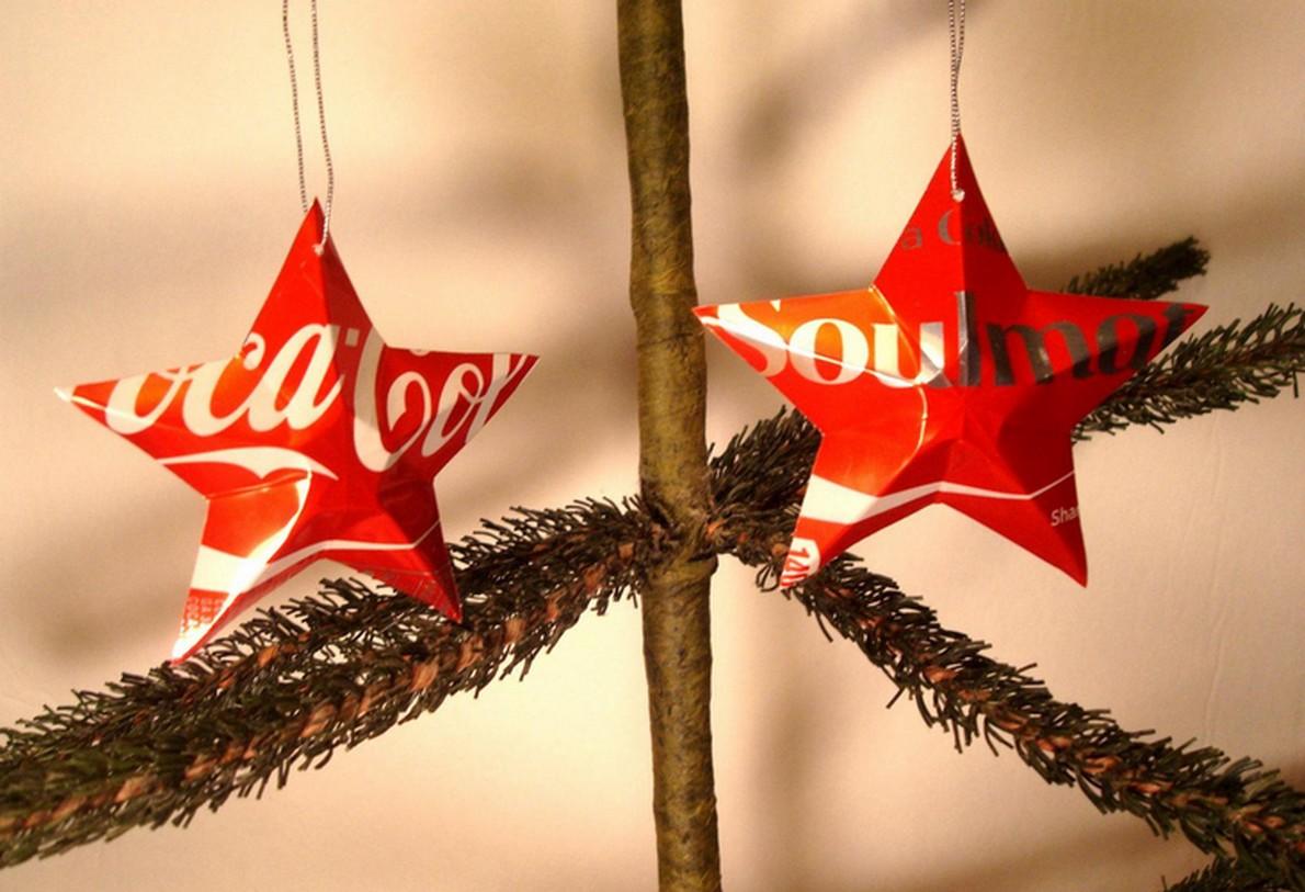 Stelle di Natale fai da te