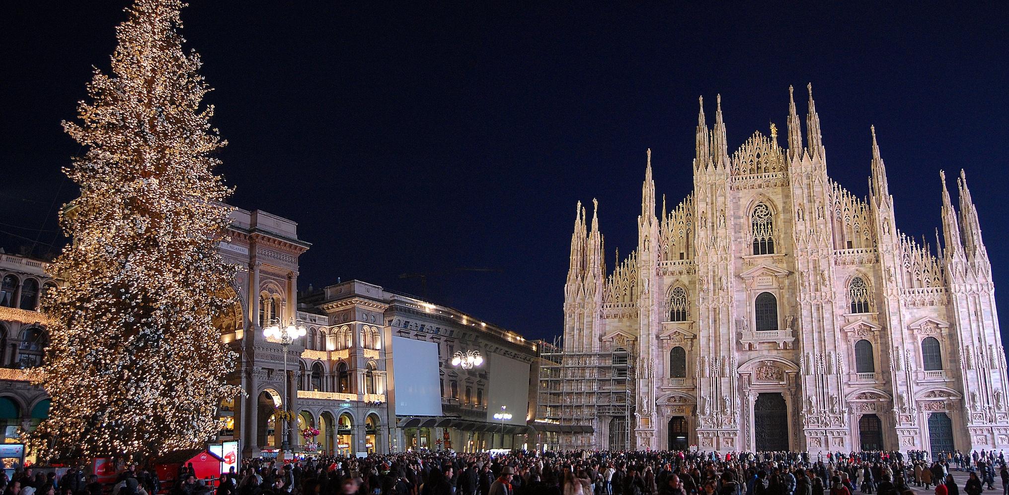 Capodanno a Milano / Wikipedia / Wikimedia commons