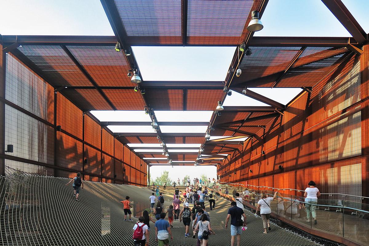 I padiglioni pi belli di expo 2015 fotogallery for Piani di progettazione del padiglione