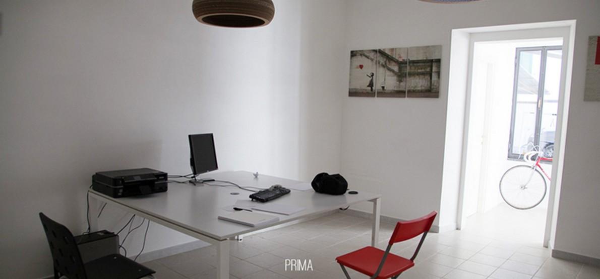 Ufficio rimodernato con alcuni trucchi di home staging