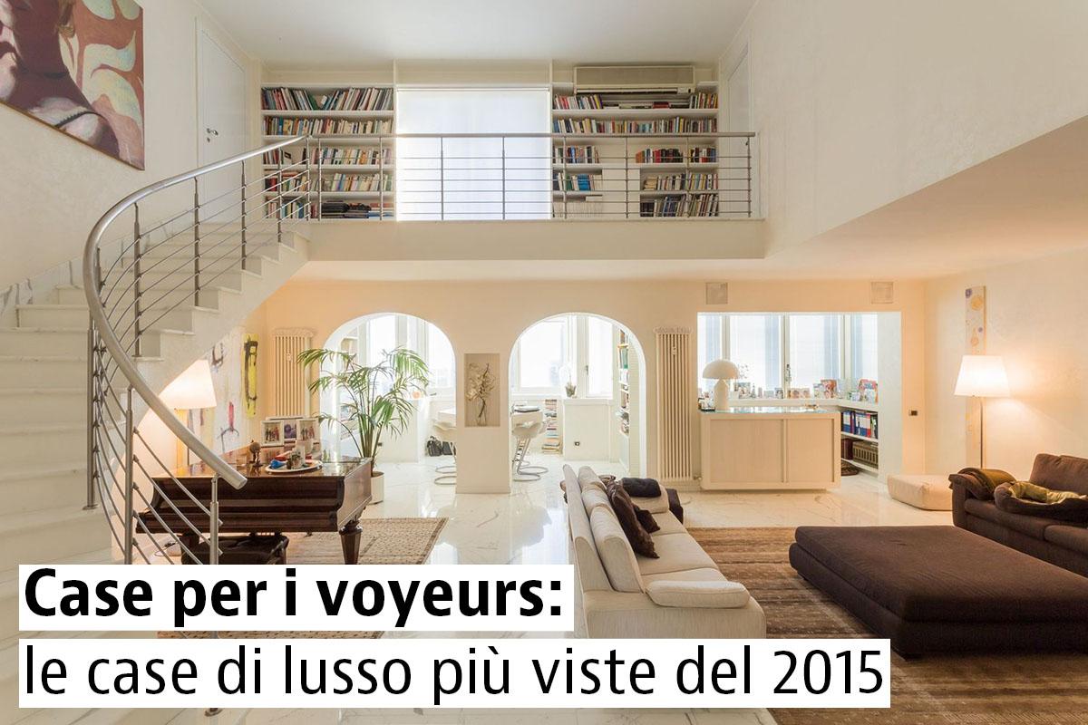 25 case da sogno in vendita in italia fotogallery for Case in vendita milano zona brera