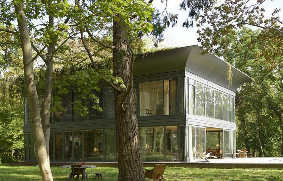 Casa prefabbricata moderna