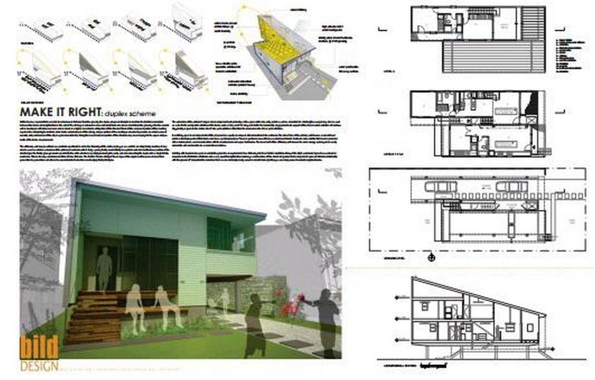 Ecco pi di 20 progetti gratuiti per costruire case for Progetti di casa sollevati