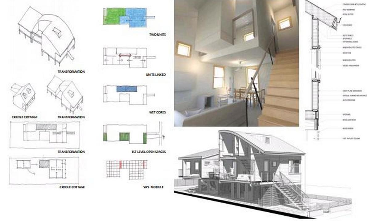 Ecco pi di 20 progetti gratuiti per costruire case for Progetti case moderne piccole