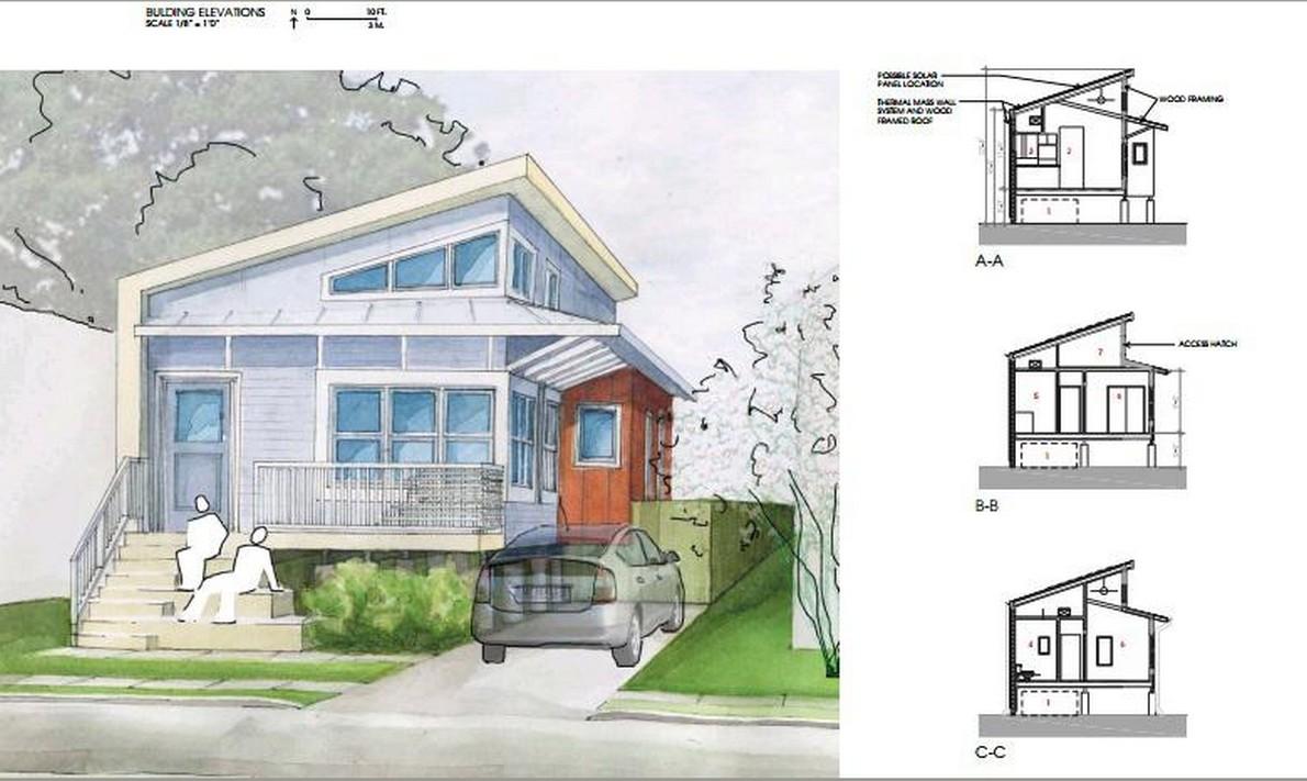 Esempi progetti case interno di una casa moderna with for Esempio di progetto di casa