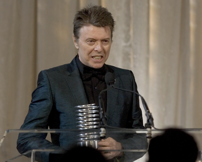 Il cantante David Bowie morto pochi giorni fa