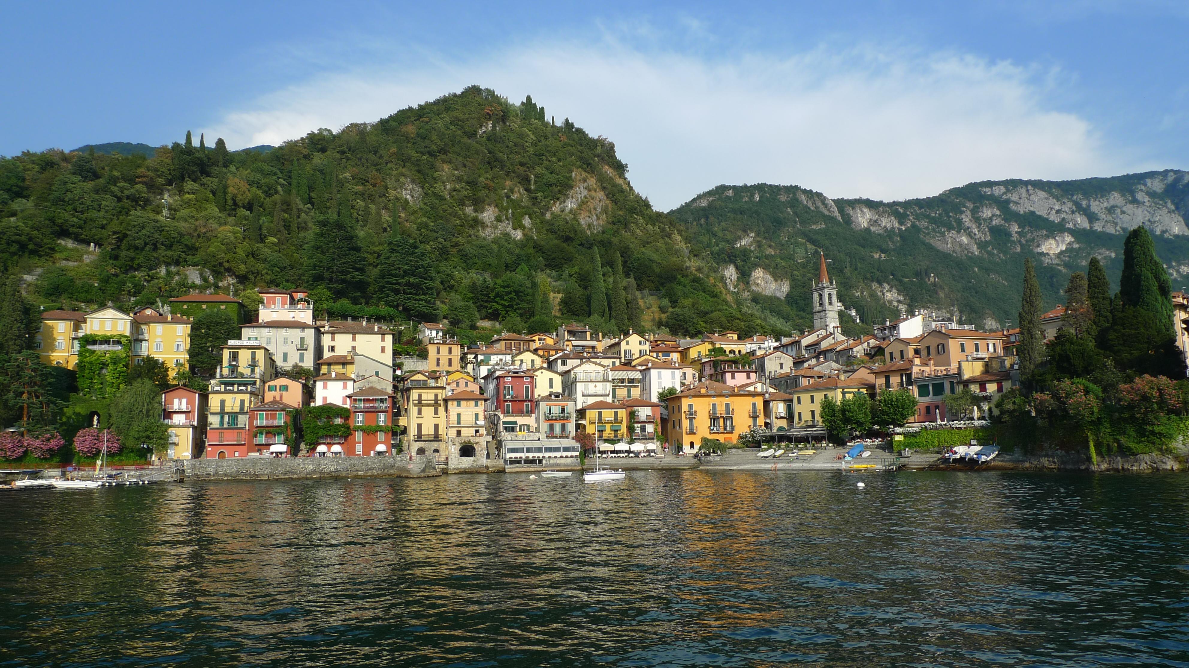 Lago di Como Bellagio foto