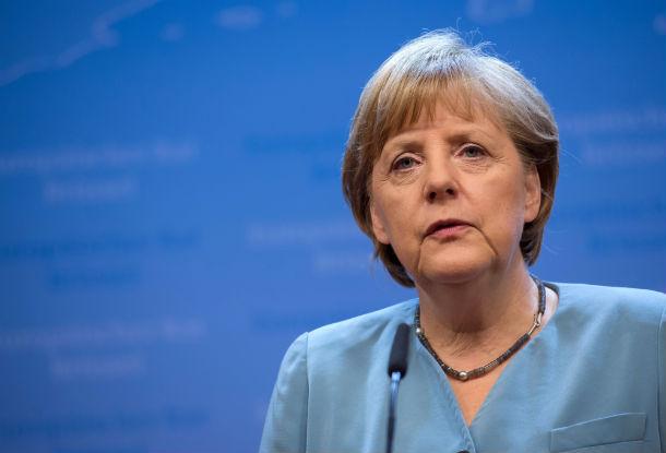 Angela Merkel, la cancelliera tedesca