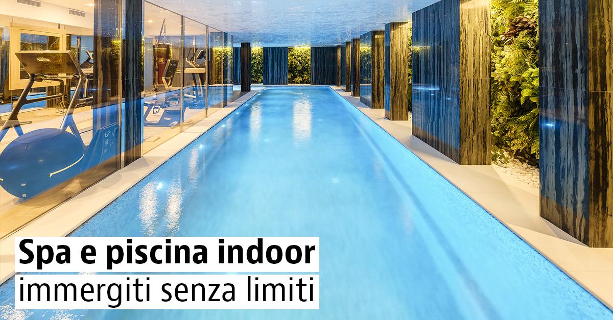 Case con piscina e spa relax senza uscire di casa idealista news - Spa con piscina in camera ...