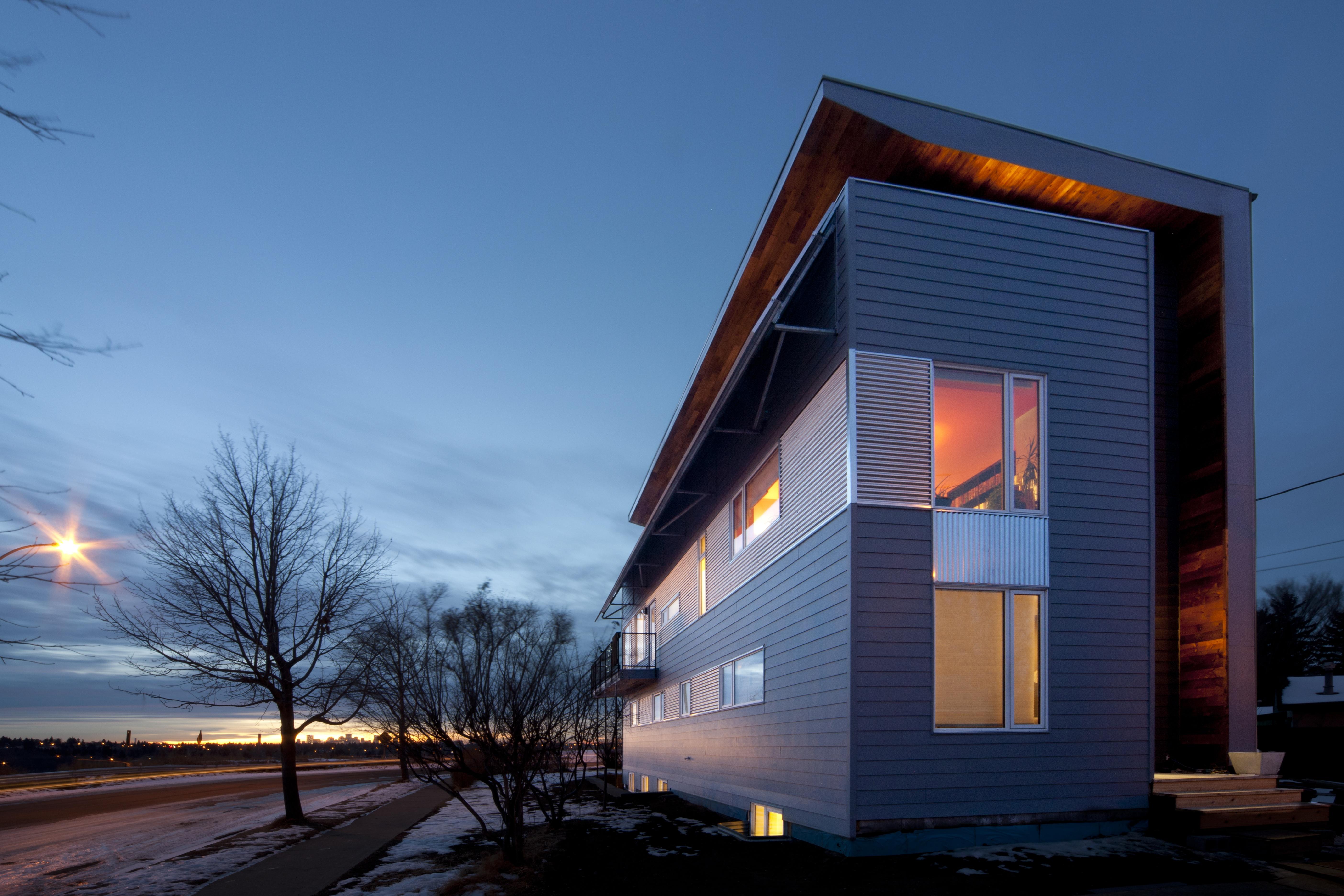 Edificio a energia quasi zero