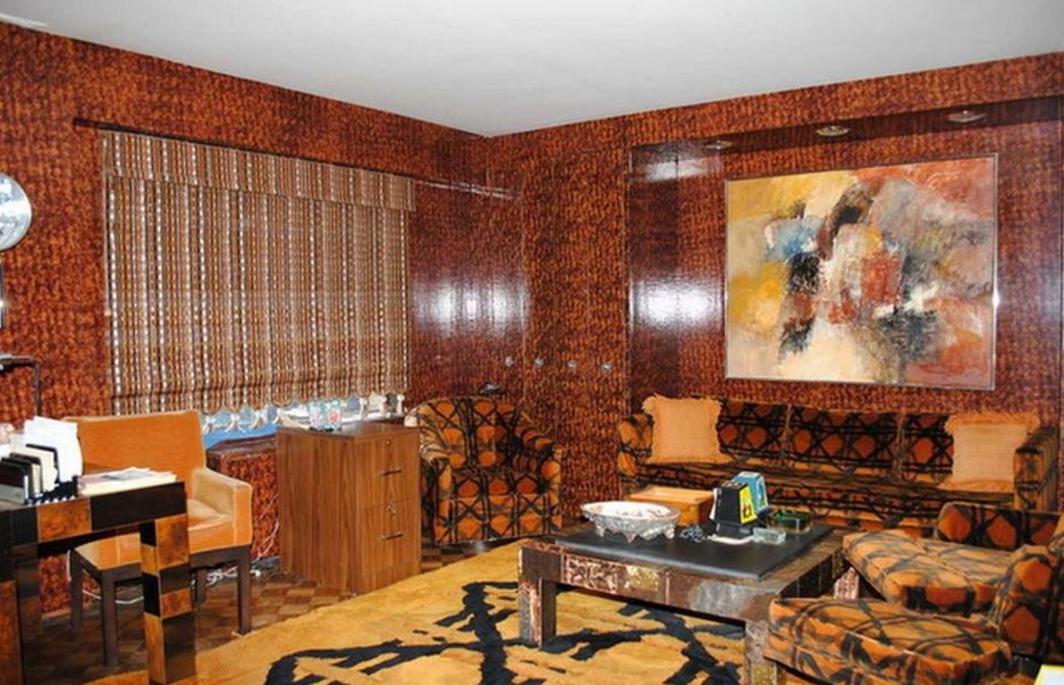 """Anni 70 Arredamento questo appartamento è una """"capsula del tempo"""": il suo"""