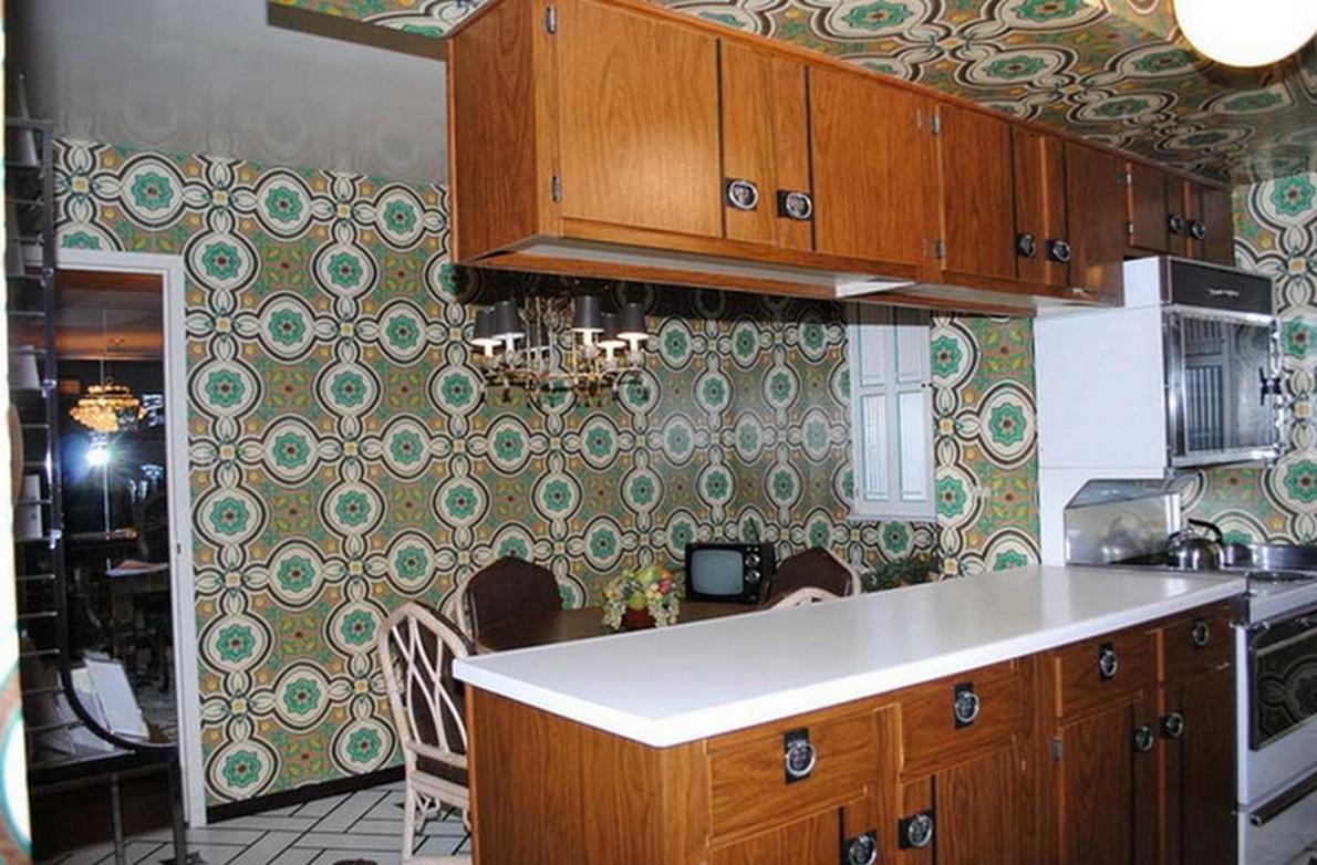 Questo appartamento una capsula del tempo il suo for Case anni 70 ristrutturate