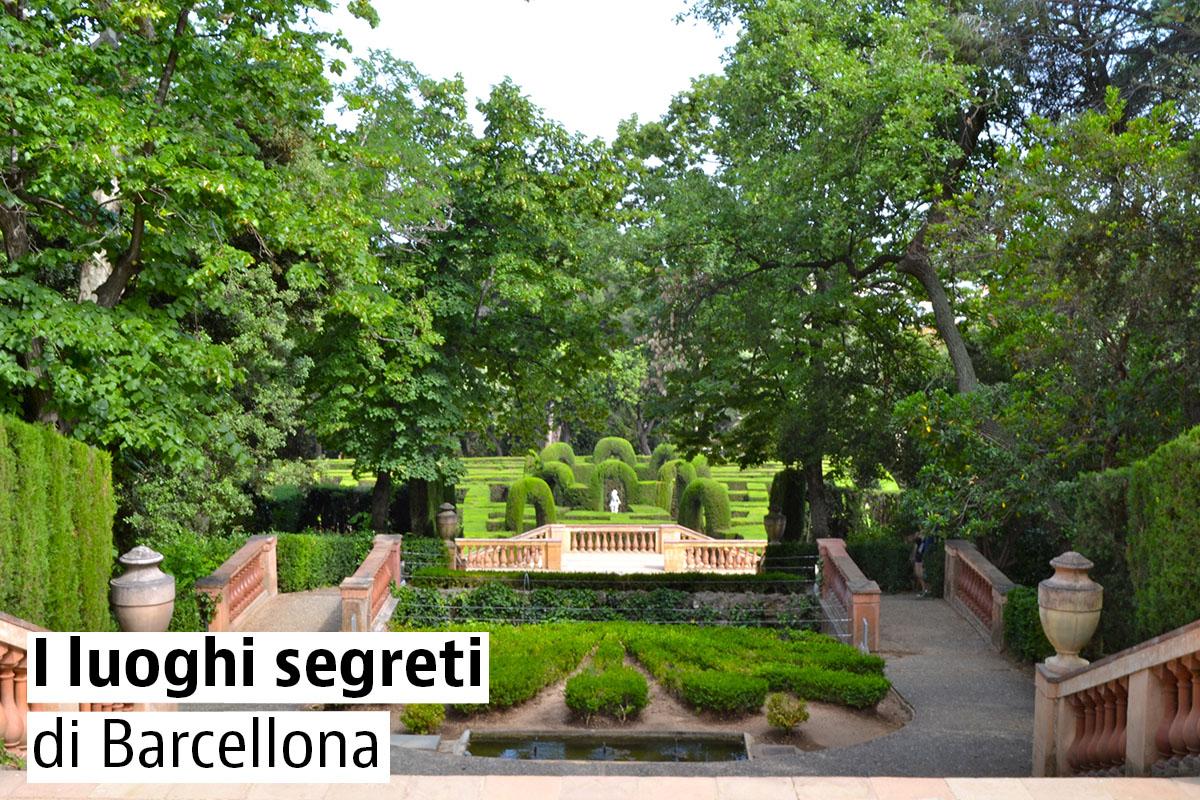 Labirinto Barcellona