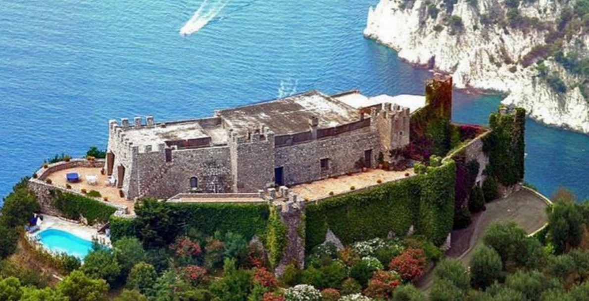 Residenza di Tiberio a Capri