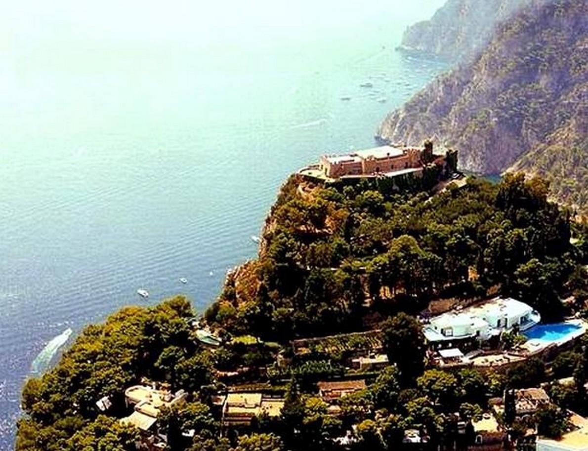 La casa di lusso in vendita a Capri