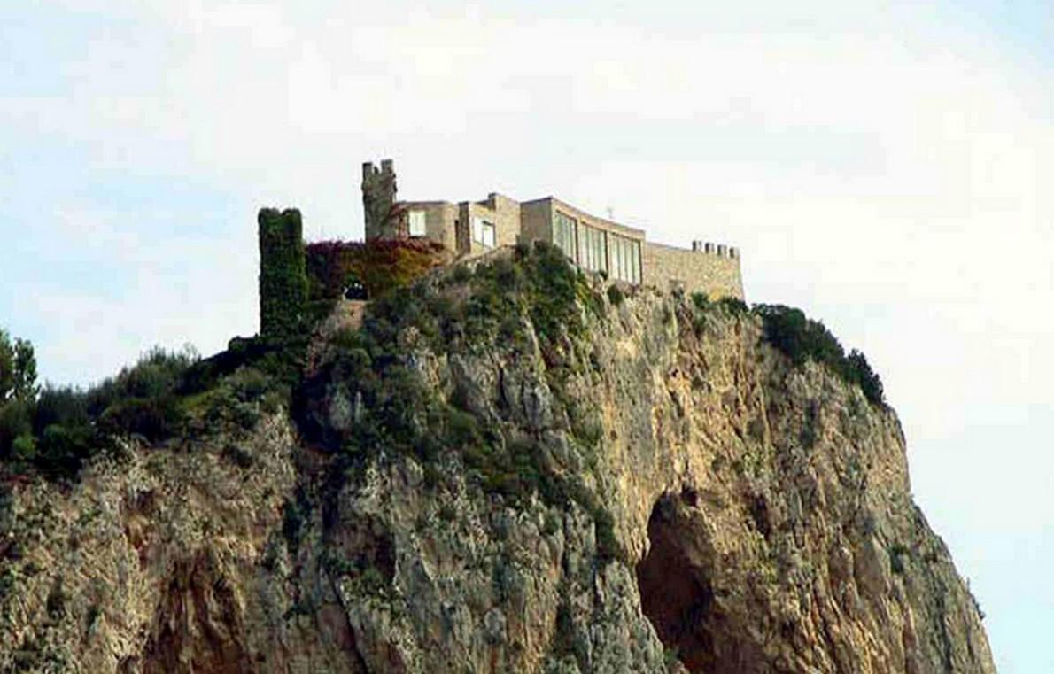 La fortezza in vendita