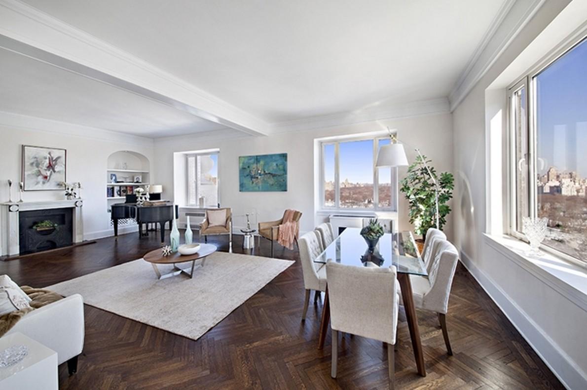 L'appartamento del famoso tenore
