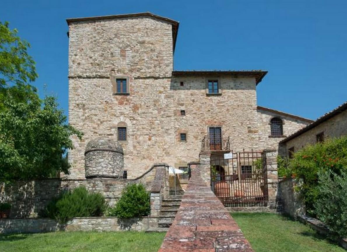 L'antica villa toscana