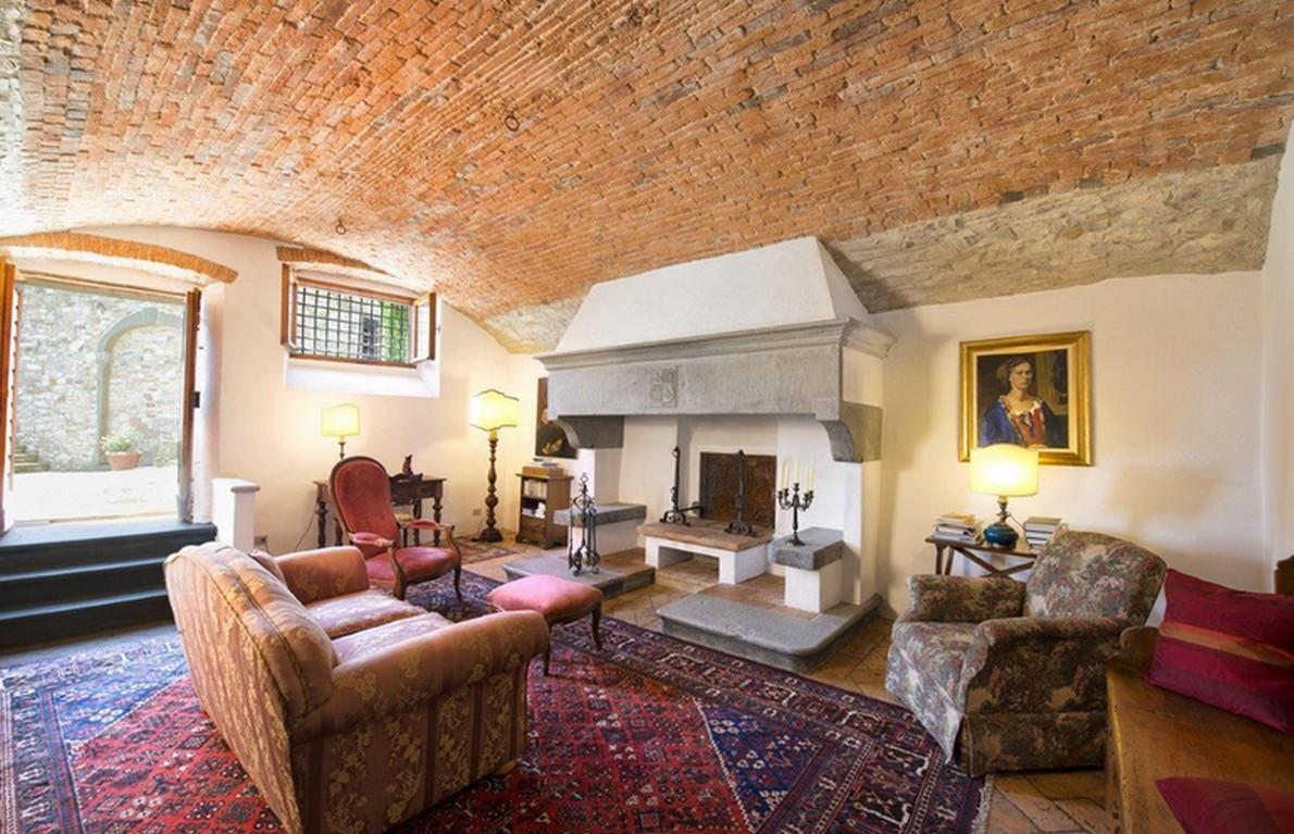 La casa appartenuta al celebre artista rinascimentale