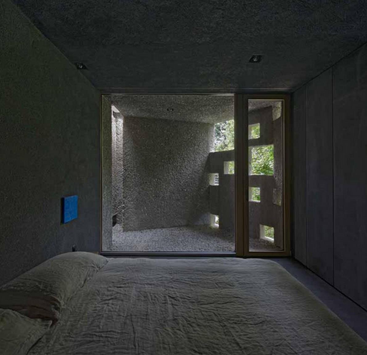 Non immagini la spettacolare casa che si nasconde dietro for Piani chalet svizzero