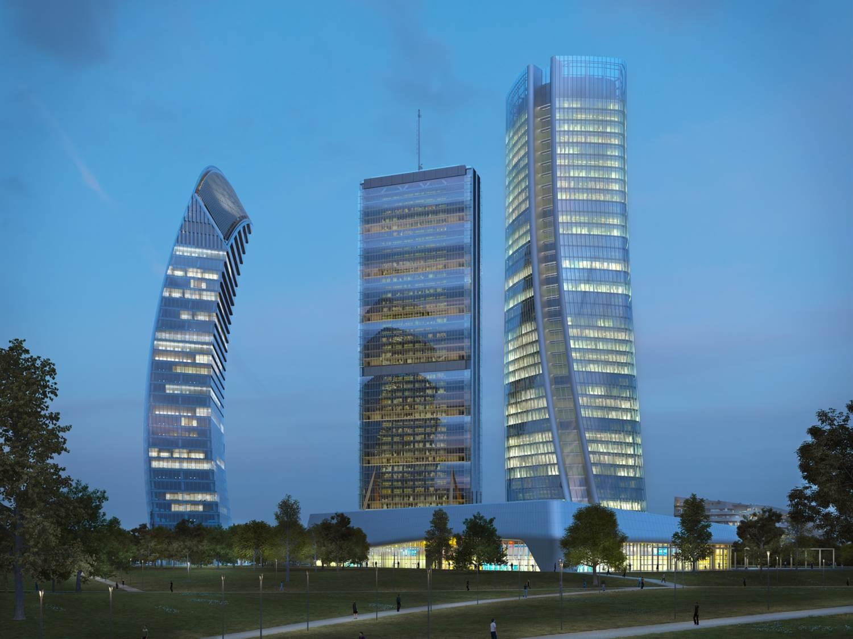 Ecco come sar la torre libeskind il grattacielo che for I nuovi grattacieli di milano